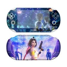 Skin Decal Sticker For PS Vita Slim PCH-2000 Series Consoles FFX #04 + Free Gift