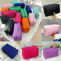 Fashion Cosmetic Makeup Bag Toiletry Case Pouch Organizer Storage Travel Tool
