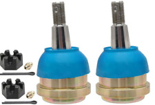 SET OF 2  ACDELCO PRO 45D2134 SUSPENSION BALL JOINTS FRONT LOWER