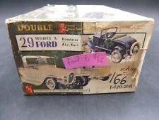 AMT T129 C6 1929 FORD ROADSTER VINTAGE 1/25 MODEL CAR MOUNTAIN