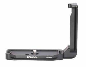 Leofoto LPN-D850 Dedicated L Plate / Nikon D850 Arca / RRS Compatible Bracket QR