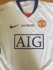 Manchester United Final Roma Shirt jersey