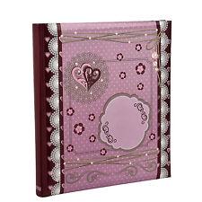 5 x 7 Slip In Case Bookbound Memo Photo Album For 120 Holds Tilda