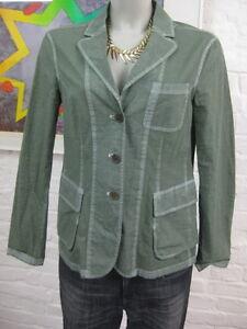 MARC O'POLO schicke leichte Sommer Jacke Blazer Gr.38, Pigment Grün*B25