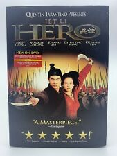 Jet Li: Hero DVD, USED - MV69