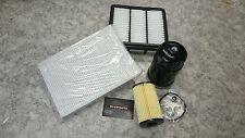 Inspektionspaket Filter Wartungskit Hyundai i30 1,6 CRDI 66KW 85KW 94KW 2009-