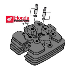 GENUINE HONDA OEM 2002-2004 TRX450FM TRX450FE CYLINDER HEAD 12200-HN0-670