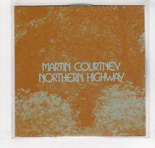 (GM746) Martin Courtney, Northern Highway - 2015 DJ CD