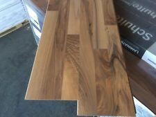 50 m² Nussbaum Diele Holzboden Laminatboden Klicklaminat Laminat Klick Parkett