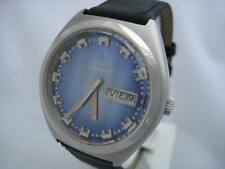 NOS NEW SWISS WATER RESIST BIG AUTOMATIC MARVIN WATCH 1960'S