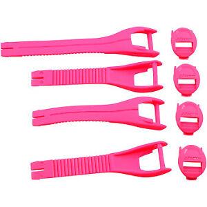Thor Women's Blitz XP Boot Straps Pink All Sizes