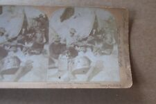 12 Keystone Tampa Florida our boys in camp writing letters military 1898 drum