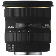Sigma EX 10-20 mm F/4-5.6 DC HSM Objektiv für NIKON
