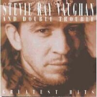 "STEVIE RAY VAUGHAN ""BEST OF STEVIE RAY VAUGHANB AND DOUBLE TROUBLE"" CD NEUWARE"