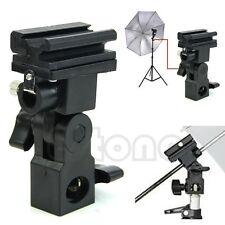 [Lot de 2] Support Flash Parapluie type B pour studio photo Nikon Canon Yongnuo