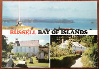 Russell, Bay Of Islands, New Zealand. Post Card