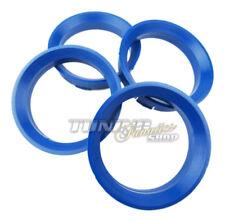 CERCHI IN LEGA 4x anelli di centraggio centratura da 66,6mm a 57,1mm qualità di marca #2