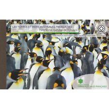 TAAF - Carnet voyage - 2020 - Carnet patrimoine mondial de l'Unesco