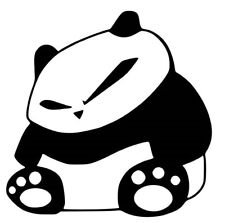 Panda Car Decal / Sticker