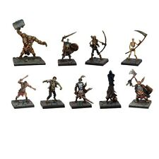 Mantic Games BNIB Dungeon Saga: Evil Dead Miniatures Set MGDS12
