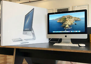 Apple iMac 21.5-inch Intel I5 Quad-core 2.8ghz 8gb 1tb SSD (Late 2015)