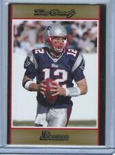 "2007 BOWMAN ""GOLD"" TOM BRADY#14 PATRIOTS"