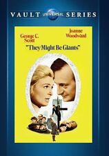 They Might Be Giants DVD (1971) George C. Scott, Joanne Woodward, Anthony Harvey