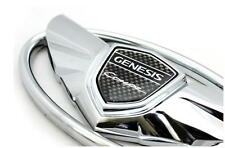 Rear trunk Chrome EMBLEM for Hyundai 2010-2014 Genesis coupe (Made in Korea)