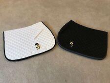 Centaur All-Purpose Diamond Quilted Saddle Pad - 2 Pack