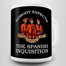 Spanish Inquisition Gift Mug - Inspired by the famous Monty Python sketch