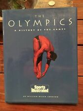 The Olympics A History Of the Games Sports Illustrated by Johnson