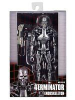 Terminator T-800 Endoskeleton Action Figur NECA Sammler Roboter Schwarzenegger