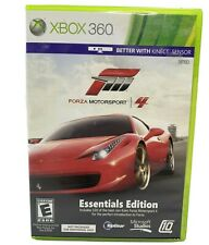 Forza Motorsport 4 Xbox 360 Tested Works