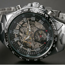 New Men's Curren Sports Date Leather Quartz Outdoor Stylish Army Wrist Watch