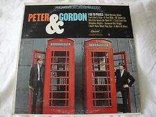 "Peter & Gordon ""I GO TO PIECES"" Vinyl LP CAPITOL RECORDS Recorded in England"