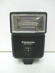 Panasonic PE-201C Computer Flash Gun - USED - TESTED WORKING - (2D)