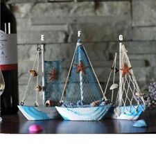 Mediterranean Nautical Tropical Fishing Net Sailing Decor Ornament #2