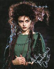 Helena Bonham Carter Autograph Autographed Hand Signed Photo Coa Merlin