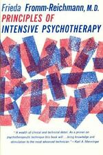 Principles of Intensive Psychotherapy by Frieda Fromm-Reichmann (1960,...