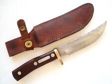 SCHRADE USA 1650T WOODSMAN OLD TIMER  KNIFE