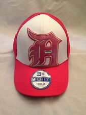 Detroit Tigers NEW Child Pink Glitter Filler Hat . New Era MLB Baseball Girls