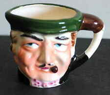 Small Toby CHARACTER MUG Green Cap Bow tie Pipe JAPAN sticker FREE SH