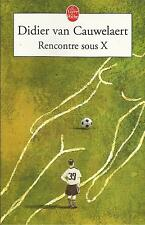 DIDIER VAN CAUWELAERT RENCONTRES SOUS X
