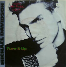 "7"" OST MADONNA ! MICHAEL DAVIDSON : Turn It Up /MINT-?"