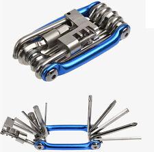 Bicycle Mini Folding Tool Moutain Road Bike Multi Tool Repair Tools Kit Wrench