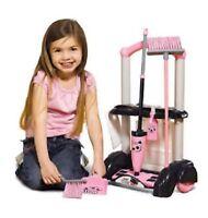 Casdon Hetty Cleaning Trolley Branded Hoover Vacuum Cleaner Dust Pan Brush Broom