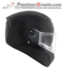 Casco integrale Shark Skwal nero opaco black matt taglia L