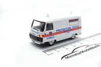"#472112 - Norev Peugeot J9 (1982) ""Protection Civile"" - 1:87"