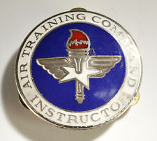 USAF AIR EDUCATION AND TRAINING COMMAND HAT PIN MEASURES 1 1//8TH INCHES