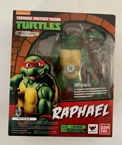 TMNT Teenage Mutant Ninja Turtles Action Figures Bandai Raphael